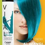 viral-teal-torquiose-walnut-creek-salon