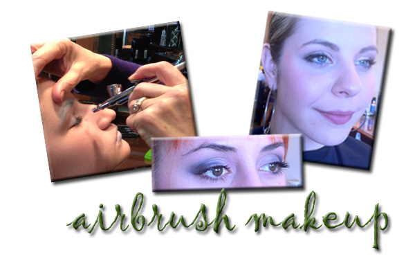 Airbrush Makeup for Events, Bridal and Fantasy Looks